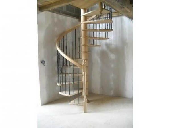 Escalier Les Herbiers réalisé par Ets Maindron